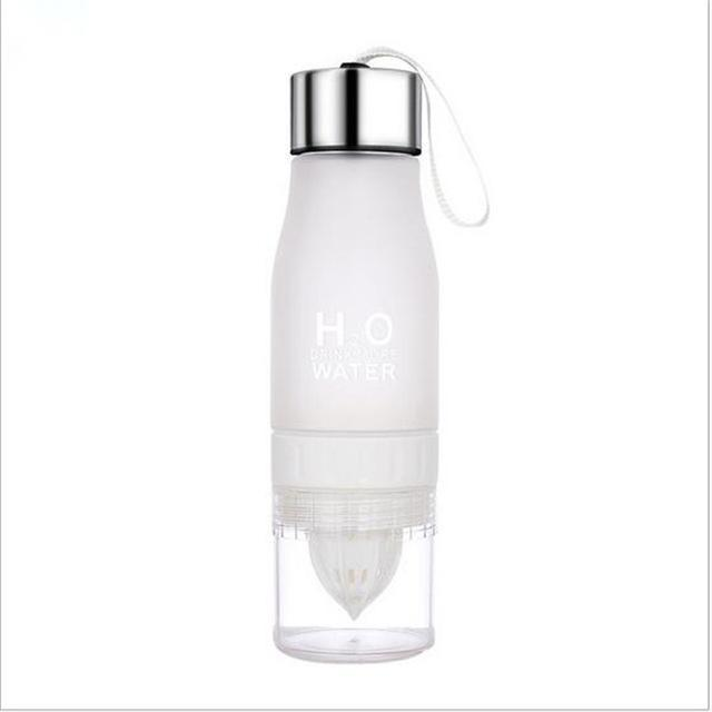 Aromatiseur deau naturel 0.65L / Blanc