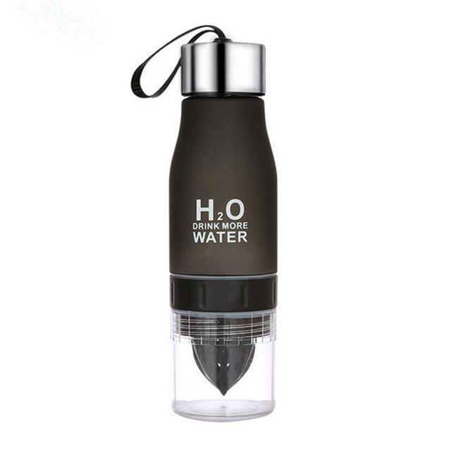 Aromatiseur deau naturel 0.65L / Noir