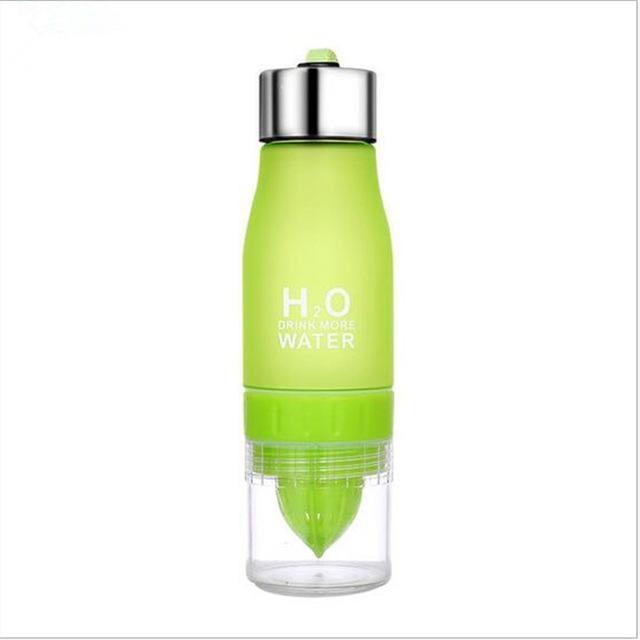 Aromatiseur deau naturel 0.65L / Vert