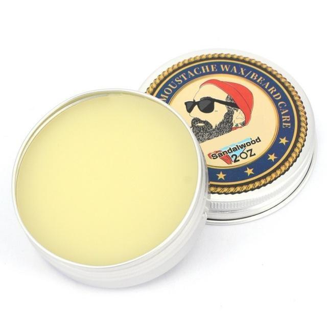 Baume à barbe 60g Orange douce crème