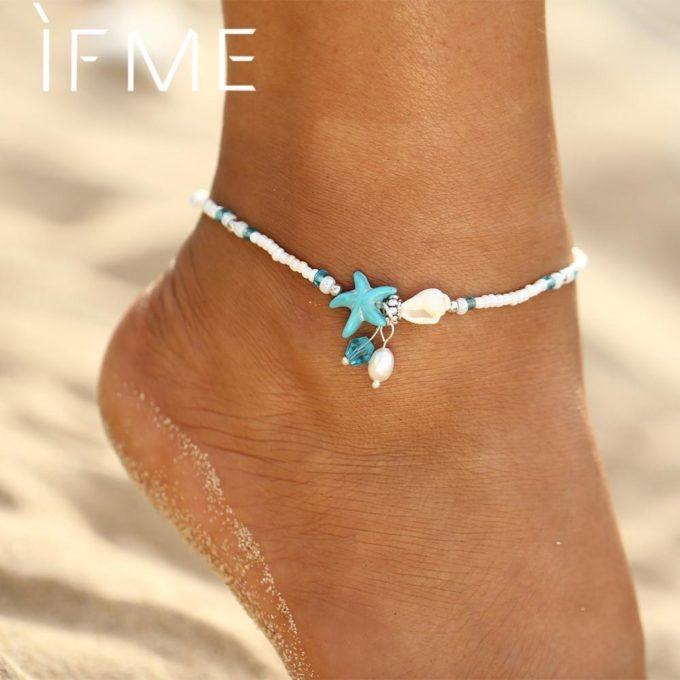 Bracelet de cheville Sea bracelet