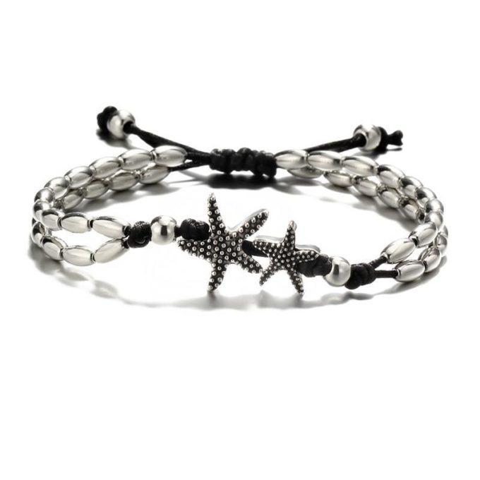Bracelet de cheville Star Etoiles de mer bracelet