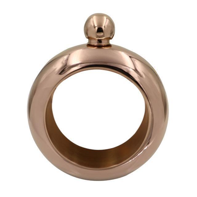 Bracelet Flasque Cuivre