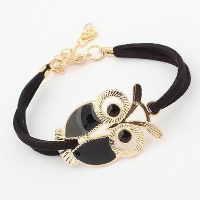 Bracelet hibou bracelet