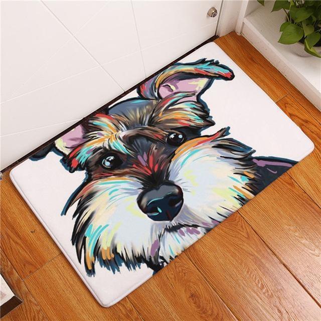 Carpette chien antidérapante 40cmx60cm / Dog14