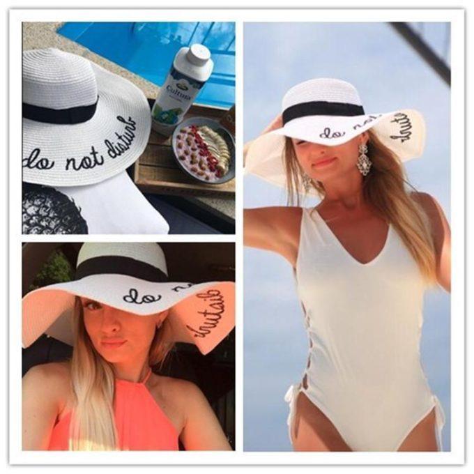 Chapeau do not disturb chapeau