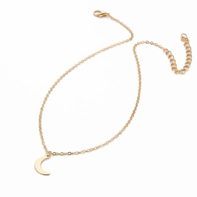 Collier Lune collier