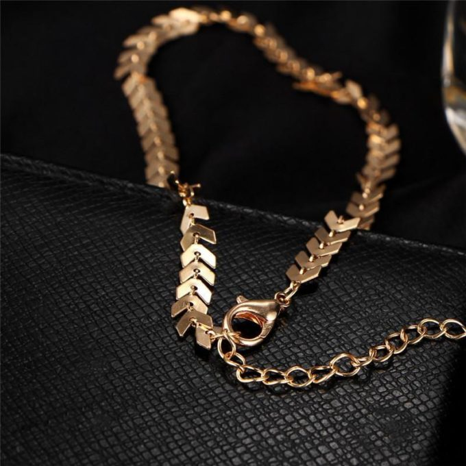 Collier ras de cou or collier