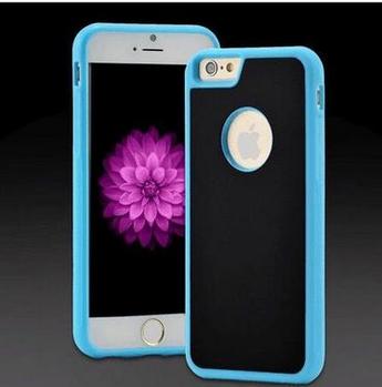 Coque iPhone Anti-Gravité Bleu / iPhone 5 5S SE coque