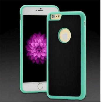 Coque iPhone Anti-Gravité Vert / iPhone 5 5S SE coque
