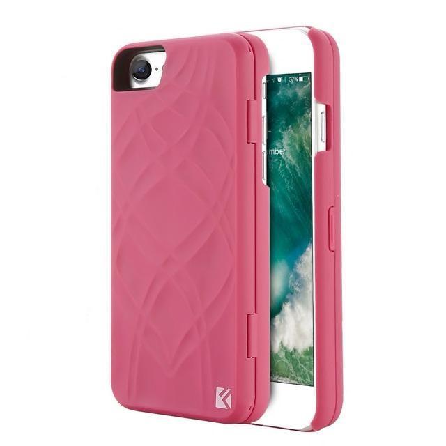 Coque Iphone Miroir+ Rose / iPhone 8 coque