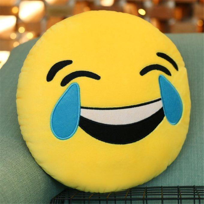 Coussin Emoji 30cm