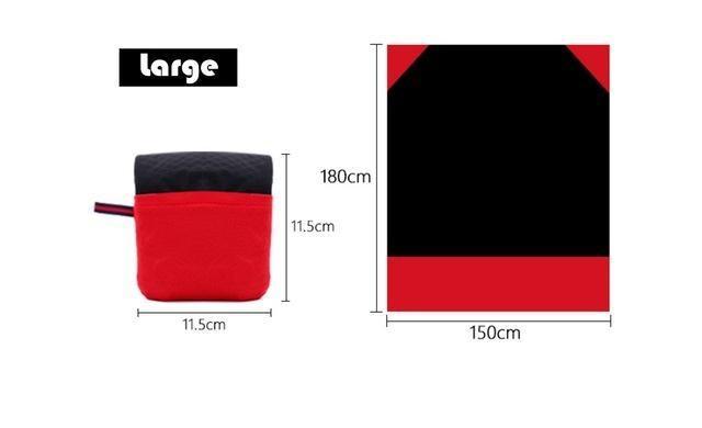 Couverture pique-nique ultra portable Grande : 180x150cm couverture