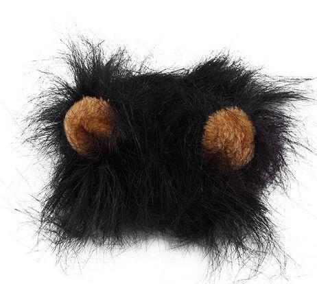 Crinière pour chats Noir / China