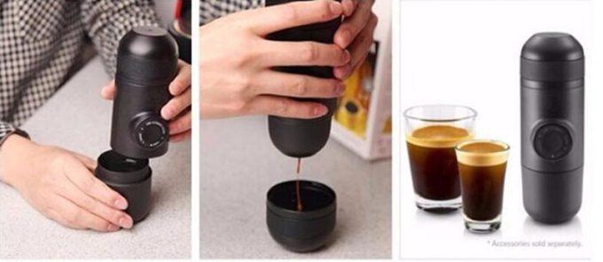 Machine à espresso portable machine à espresso