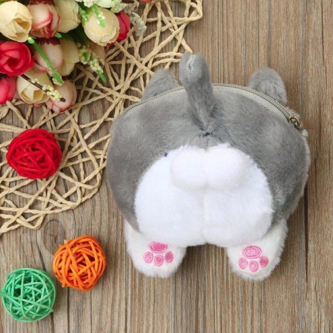 Porte-monnaie chat porte-monnaie