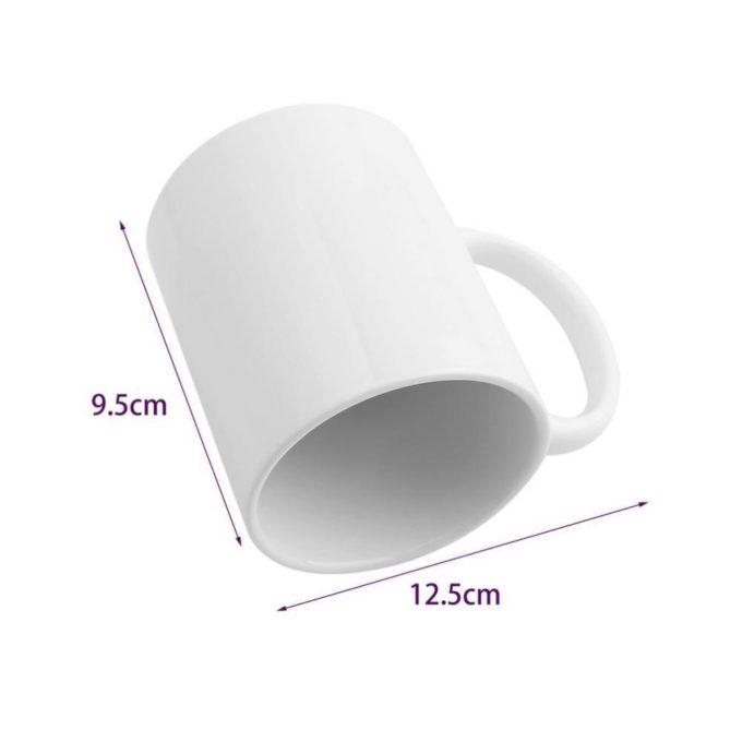 Tasse Middle Finger 3D